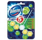 DOMESTOS KOSTKA WC POWER 5 LIME 55G