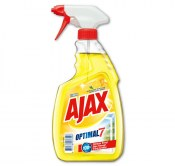 AJAX SPRAY DO SZYB LEMON 500ML