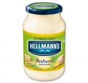 HELLMANN'S MAJONEZ BABUNI 650ML