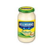 HELLMANN'S MAJONEZ BABUNI 420ML