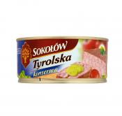 SOKOŁÓW KONSERWA TYROLSKA 300G