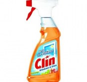 CLIN PŁYN DO SZYB 500ML SPRAY FRUIT VIN.