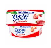 BAKOMA POLSKIE SMAKI TRUSKAWKA 130G