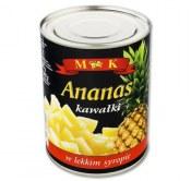 MK ANANAS KAWAŁKI 565G