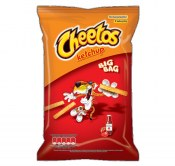 CHIPSY CHEETOS KETCHUP 150G