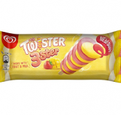 LODY ALGIDA TWISTER 3-STER 70ML
