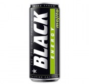 ENERGY DRINK BLACK MOJITO 250ML