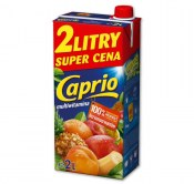 CAPRIO NAPÓJ MULTIWITAMINA 2L