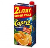 CAPRIO NAPÓJ POMARAŃCZA 2L