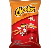 CHIPSY CHEETOS KETCHUP 165G