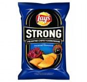 CHIPSY LAY S STRONG HOT PEPPERONI 130G