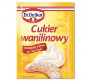 DR.OETKER CUKIER WANILINOWY 16G