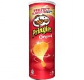 NC.PRINGLES CHIPSY ORIGINAL 165G