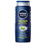 NIVEA ŻEL P/P 500ML MEN POWER REFRESH