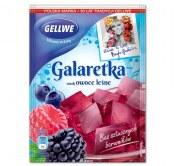 GELLWE GALARETKA OWOCE LEŚNE 75G