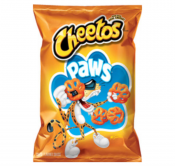 CHIPSY CHEETOS PAWS 85G TOST SEROWY