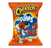CHIPSY CHEETOS PAWS 85G KETCHUP