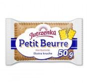 JUTRZENKA HERBATNIKI PETIT BEURRE 50G