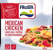 FROSTA MEXICAN CHICKEN 500G