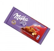 MILKA CZEKOLADA COLLAGE FRUIT 93G