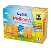 NESTLE MIŚKOPTY 180G