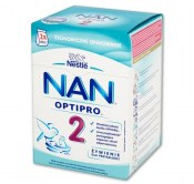 NESTLE MLEKO NAN OPTIPRO 2 800G