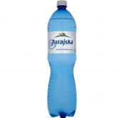 JURAJSKA WODA MINERALNA LEKKI GAZ.1.5L