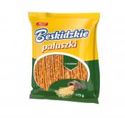 AKSAM PALUSZKI BESKIDZKIE SEZAMOWE 175G