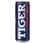 ENERGY DRINK TIGER 250ML