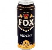 PIWO FOX MOCNE 7% ALK.0.5L PUSZKA