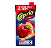 CAPRIO NAPÓJ JABŁKO 2L KARTON