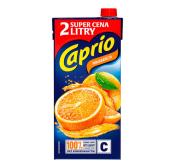 CAPRIO NAPÓJ POMARAŃCZA 2L KARTON