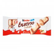 KINDER BATON BUENO WHITE 43G