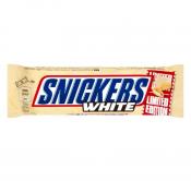 M.BATON SNICKERS WHITE 49G