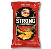 CHIPSY LAY'S STRONG CHILLI & LIME 130G