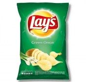 CHIPSY LAY'S GREEN ONION 140G