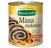BAKALLAND MASA MAKOWA 850G