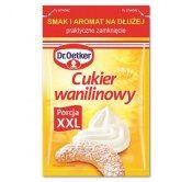 DR.OETKER CUKIER WANILINOWY XXL 43G
