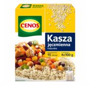 CENOS KASZA JĘCZMIENNA MAZURSKA 4x100G
