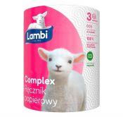 LAMBI RĘCZNIK COMPLEX 3-WARSTWOWY A1