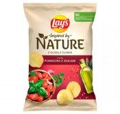 CHIPSY LAY S NATURE 120G POMIDOR/ZIOŁA