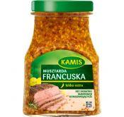 KAMIS MUSZTARDA 185G FRANCUSKA