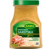 KAMIS MUSZTARDA 185G SAREPSKA