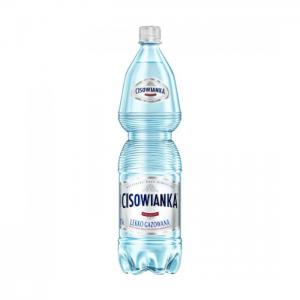 WODA CISOWIANKA LEKKO GAZOWANA 1.5L