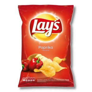 CHIPSY LAY'S PAPRIKA 140G