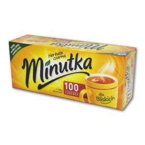 HERBATA MINUTKA 140G 100 TOREBEK