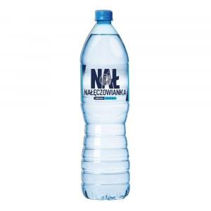 WODA NAŁĘCZOWIANKA 1.5L NIEGAZOWANA