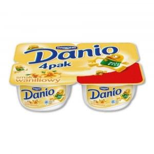 DANIO WANILIOWE 4 SZTUKI x 140G