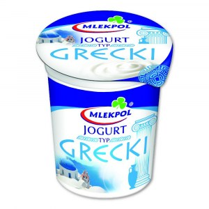 MLEKPOL JOGURT GRECKI 350G