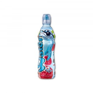 KUBUŚ WATERRR MALINA 500ML